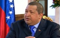 Chavez im Januar 2012