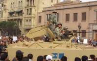 Armee auf Tahrir