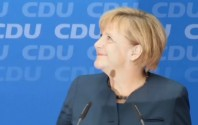 Deutsche Bundeskanzlerin Merkel