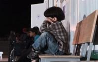 Junge in Flüchtlingslager in Jordanien