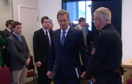 Christian Wulff vor Gericht
