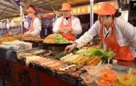 Streetfood in Peking