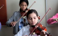Musikschüler in Heliopolis