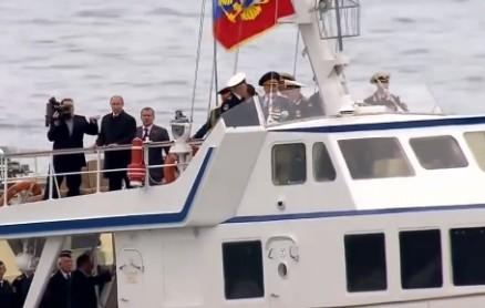 Putin vor Sewastopol
